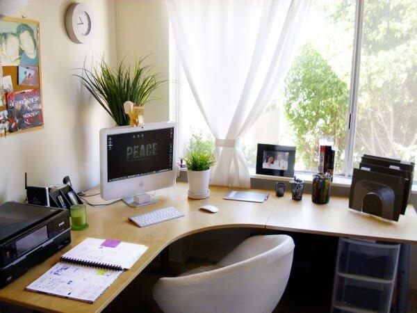 kose home ofis dekorasyon modeli