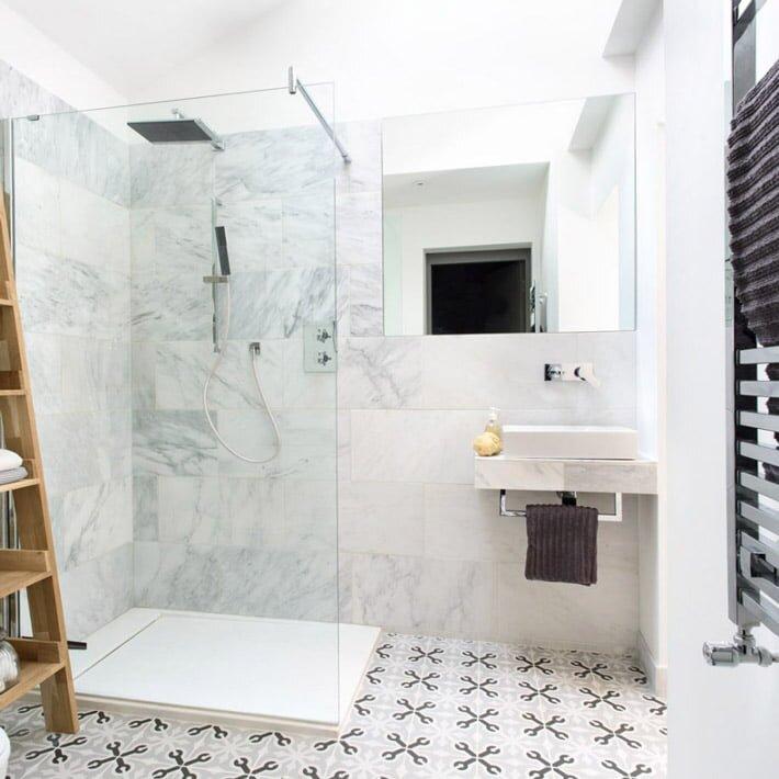 Küçük Banyo Dekoru