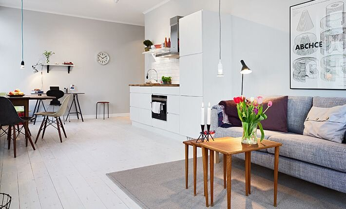 Evinizi Ferahlatacak Küçük Ev Dekorasyon Önerileri
