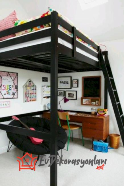 Küçük Genç Oda Dekorasyonu Nasıl Yapılır?