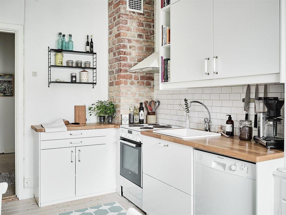 Küçük Mutfaklar  Dekorasyon Önerileri