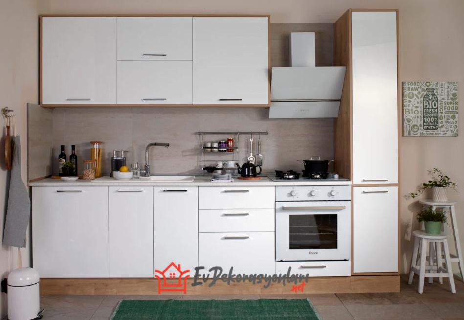 Küçük Mutfaklar İçin Dolap Modelleri Nedir?