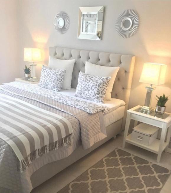 Küçük Yatak Odaları İçin Renk Önerileri