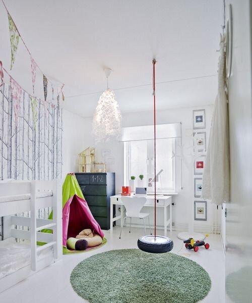 kullanışlı çocuk odaları