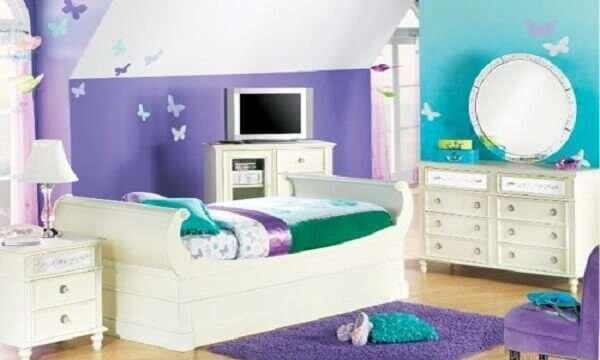 lila-kiz-cocuk-odasi-dekorasyon-fikirleri