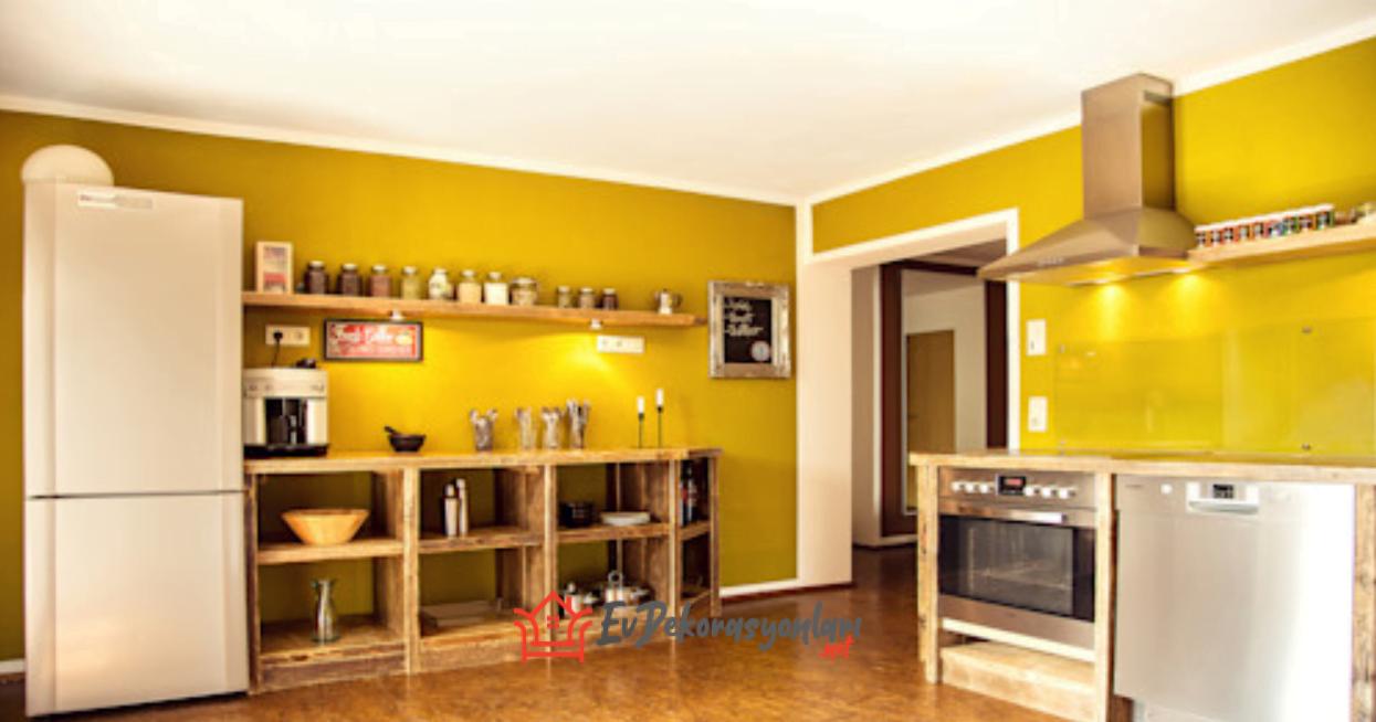 Limon Sarısı Ev Dekorasyonu Nasıl Yapılır?