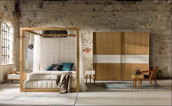 2019 Etkileyici Modern Loda Mobilya Yatak Odaları