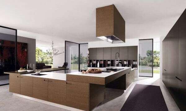 luks-minimalist-mutfak-dekorasyonlari