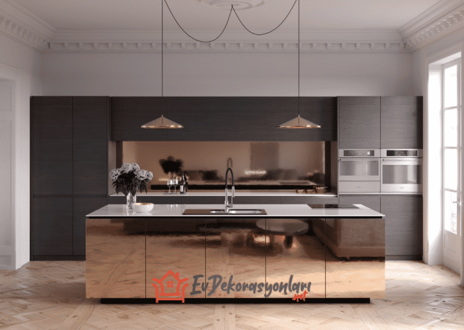 Lüks Mutfak Dekorasyonu Nasıl Yapılır?