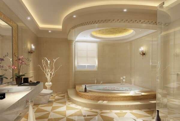 luks-romantik-banyo-modelleri
