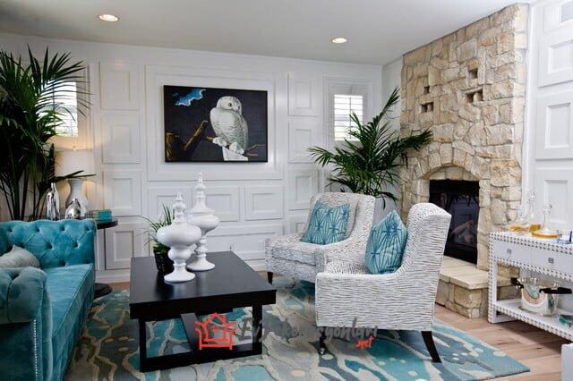 Modern Ev Dekorasyonları Trend Öneriler 2020