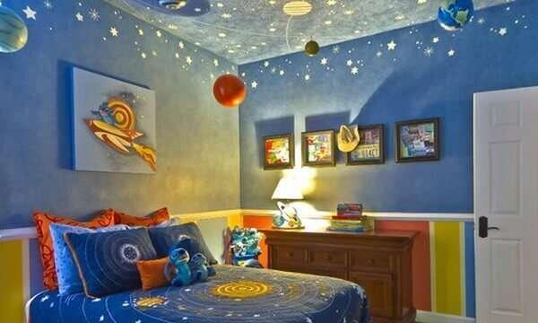 mavi-cocuk-odasi-dekorasyon-fikirleri