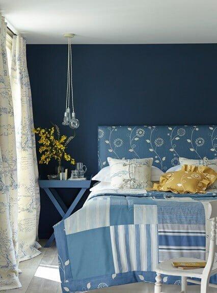 mavi duvarlar