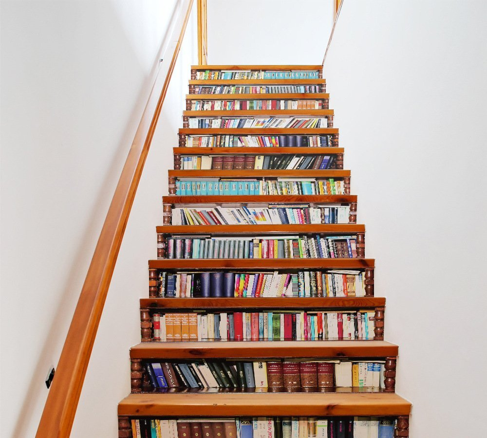 Merdiven Dekorasyon Örnekleri