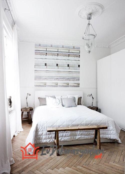 Minimal Yatak Odası Dekorasyonu