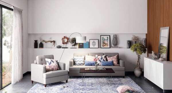 minimalist-salon-dekorasyonunda-renk-uyumu