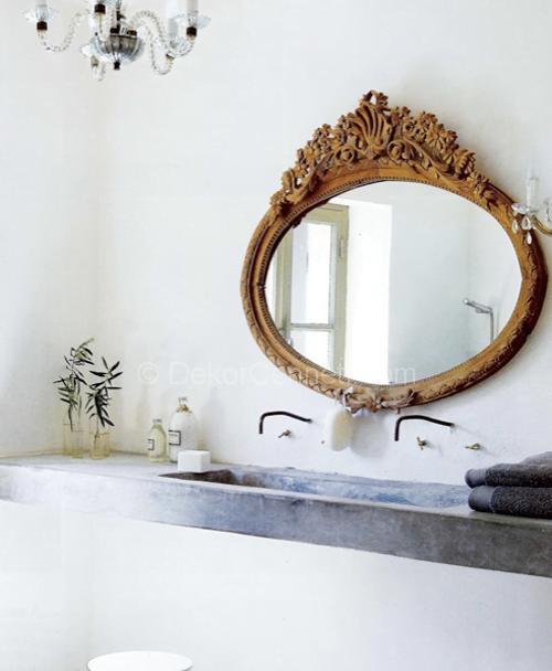 Moda banyo aynaları modelleri Galerisi