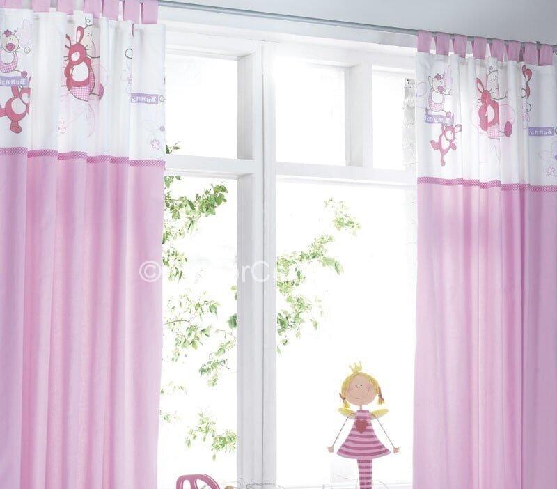 Moda bebek odası perdesi yapımı Fotoları