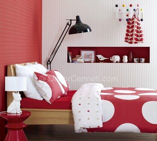Moda beyaz yatak odası takımına hangi renk perde Fotoğrafları