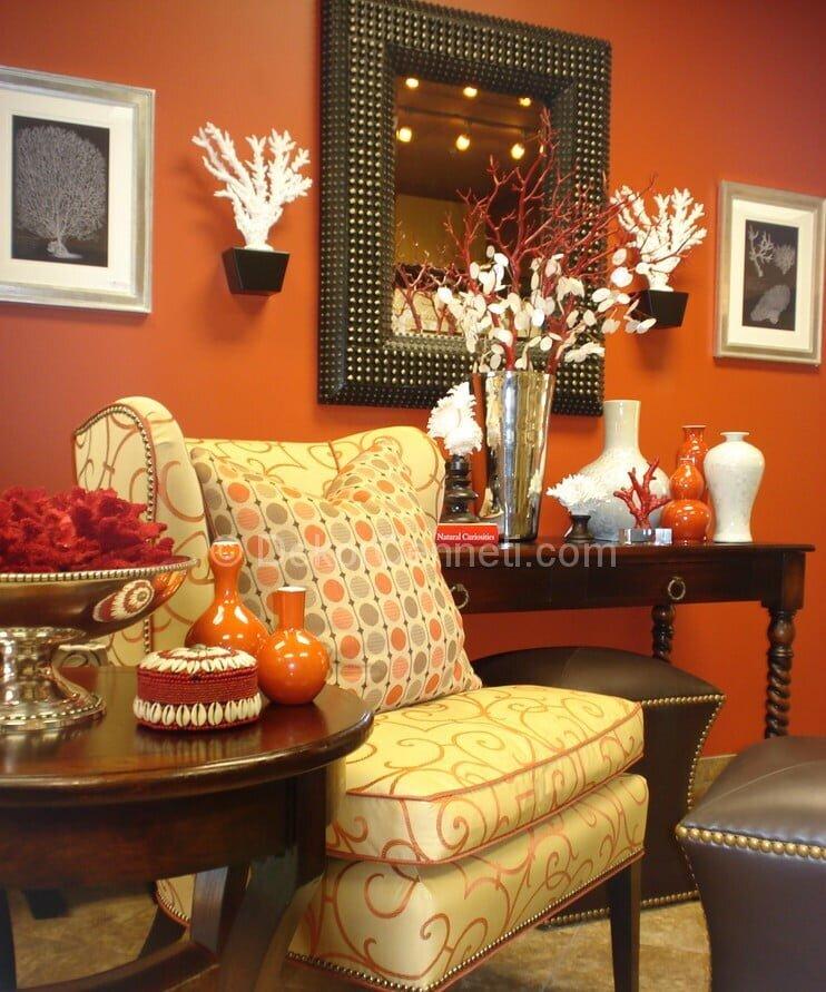 Moda dekoratif salon duvar saatleri Görselleri