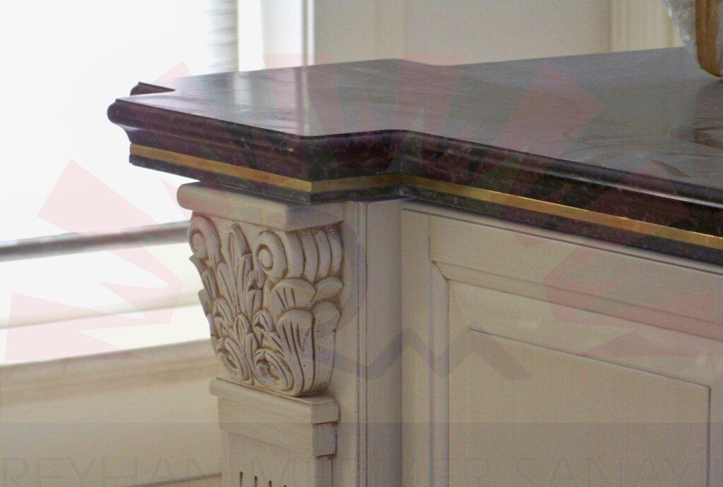 Moda granit mutfak tezgahı bursa Resimleri