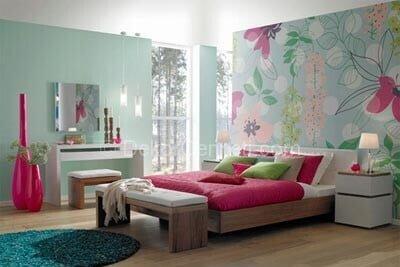 Moda gri genç odası Galerisi