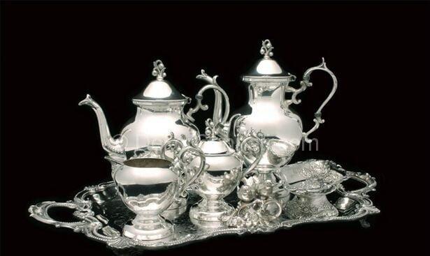 Moda gümüş ev aksesuarları fiyatları Modelleri
