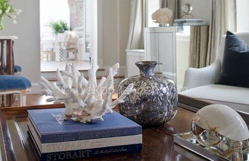 Moda gümüş ev aksesuarları Fotoğrafları