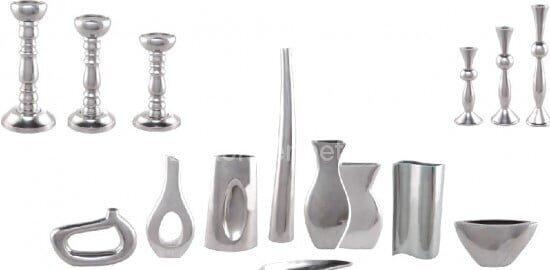 Moda gümüş ev aksesuarları Modelleri
