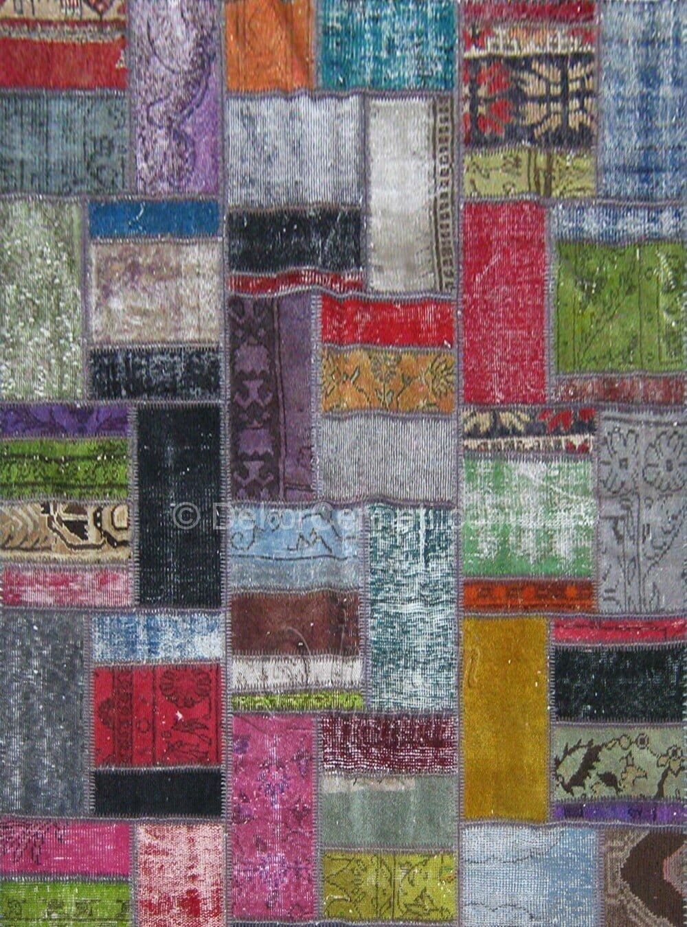 Moda patchwork halı gaziantep Fotoları