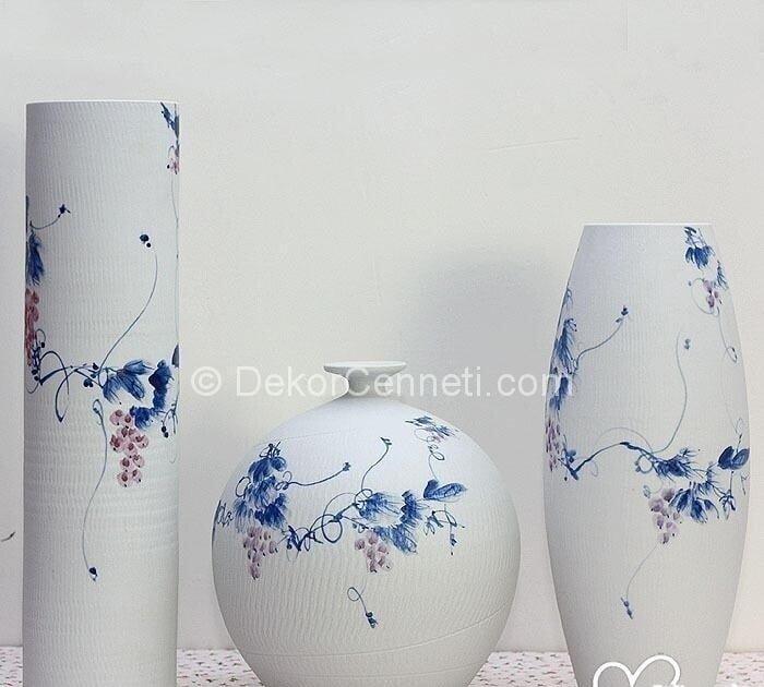 Moda seramik büyük vazo fiyatları Resimleri