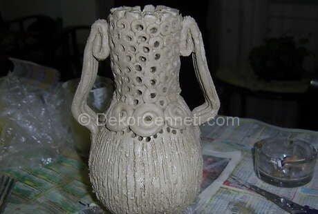 Moda seramik vazo modelleri Galerisi