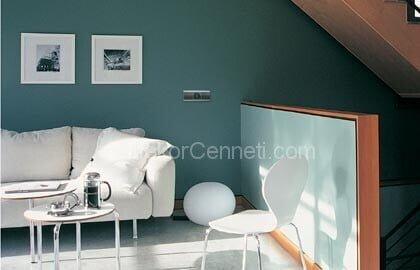Moda yatak odası beyaz renk Modelleri