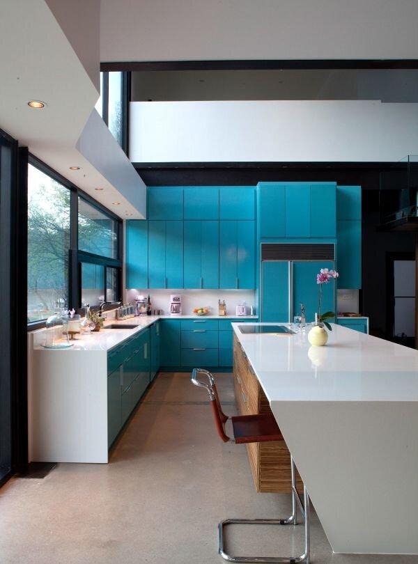 Evinize Çok Yakışacak Modern Mutfak Mobilya Önerileri