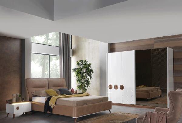 Tasarım Ödüllü İstikbal Yatak Odası Dolap Modelleri