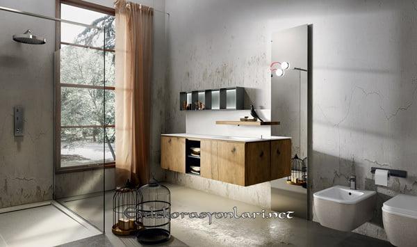 modern banyo dolaplari 2019