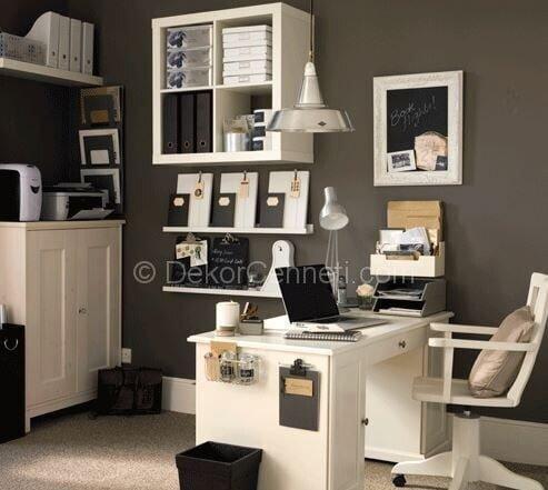 modern home ofis örnekleri