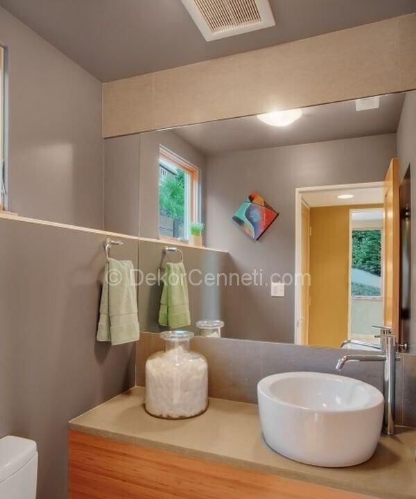 modern lavabo