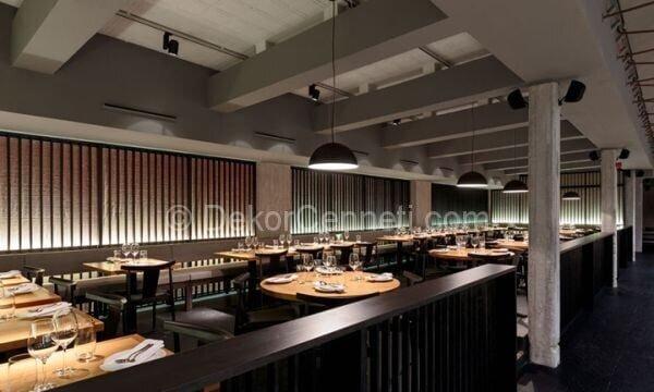 modern restoran dekorasyonu2