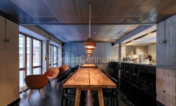 modern restoran dekorasyonu4