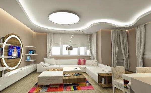 modern-salon-dekorasyonunda-duvar-kaplama-ornekleri