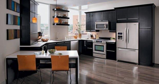 2018 Modern Mutfak Dekorasyonları İçin Yeni Fikirler