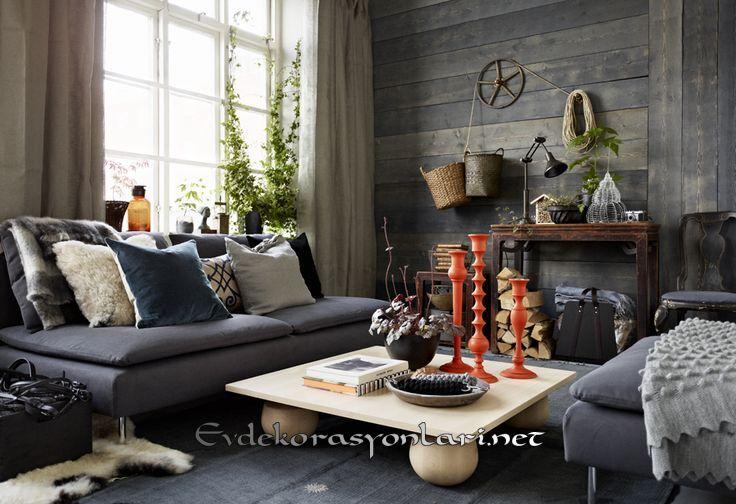 modern ve kullanisli ikea mobilyalar