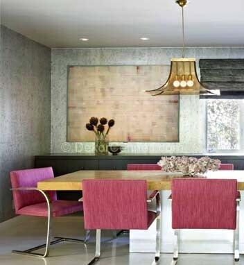 modern yemek odası dekorasyon örnekleri