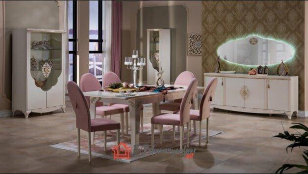 mondi mobilya vienna yemek odasi takimi modeli
