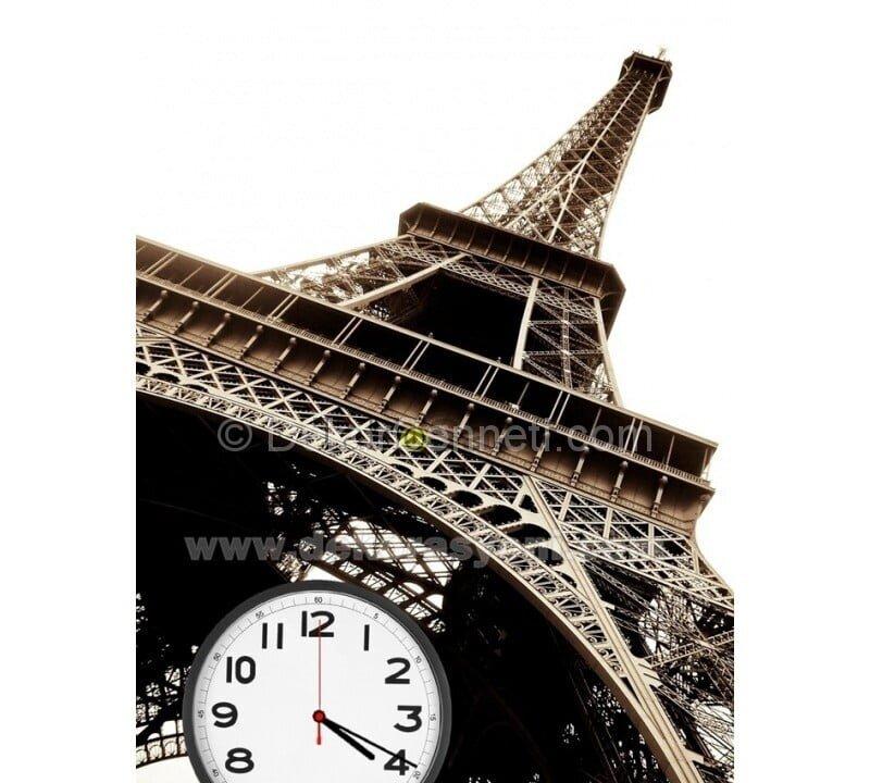 Moulin Rouge Canvas Tablo Saat »