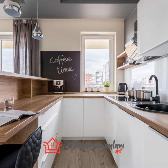 Mutfağınız için Farklı Dekorasyon Fikirleri
