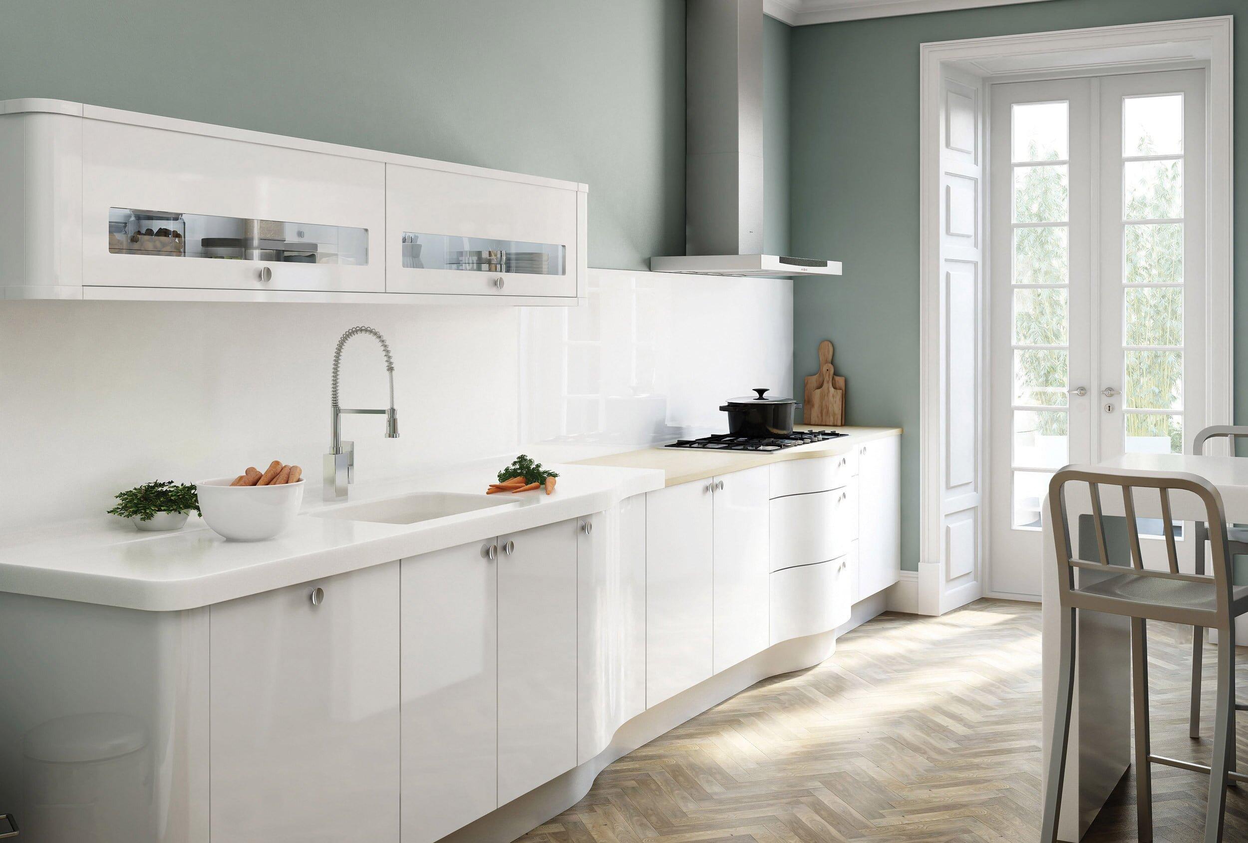 Mutfak Dolabı Renk Seçimi Nasıl Yapılır?