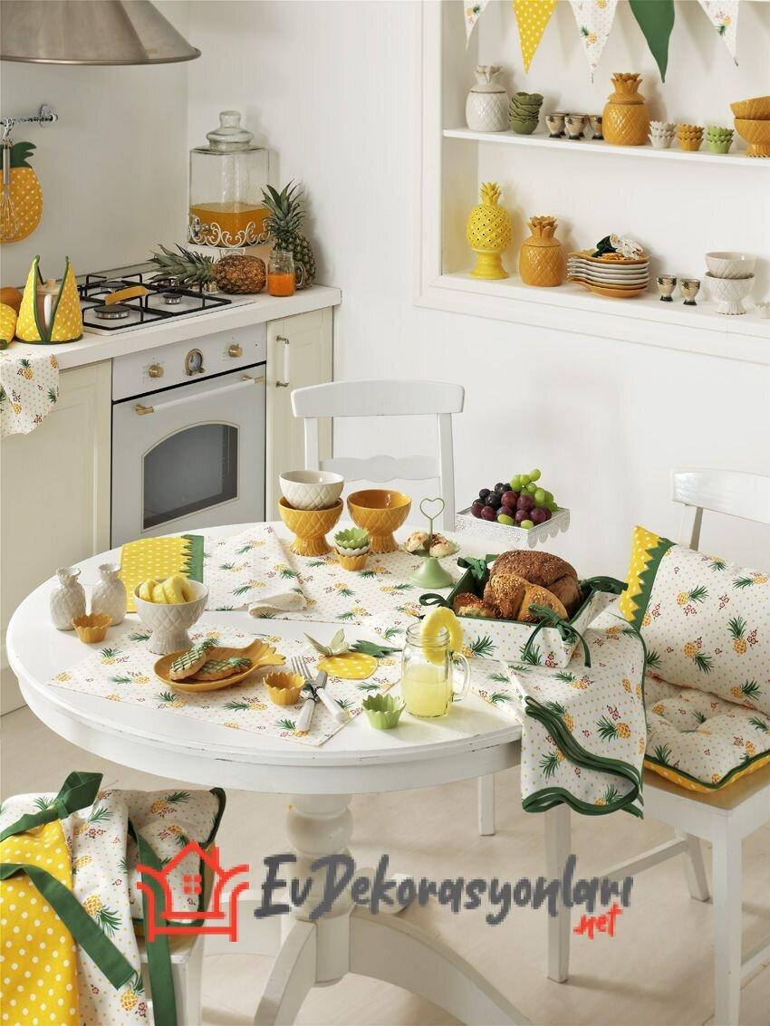Mutfak Aksesuarı Dekor Fikirleri