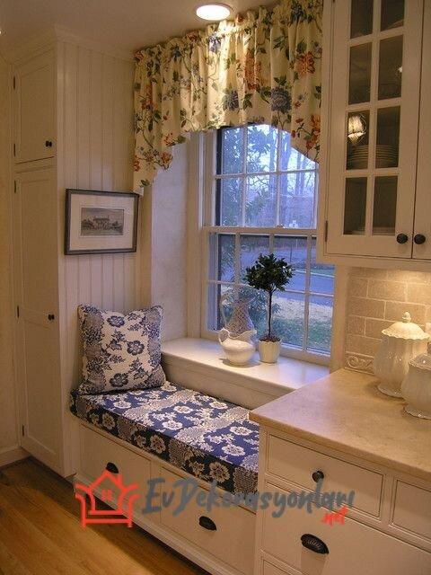 mutfak dinlenme kosesi dekorasyon modelleri 2019